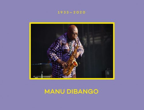 HOW 'SOUL MAKOSSA' MADE MANU DIBANGO A CLUB AND POP LEGEND (MIXMAG)