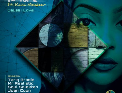 Pre -Order Now! My House Radio's Dr Mr. Realistic – K'Ture ft. Kaina Mondesir – Cause I Love You (Mr. Realistic Remix)
