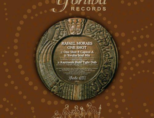 RAFAEL MORAES – ONE SHOT FEAT. CAPITOL A EP