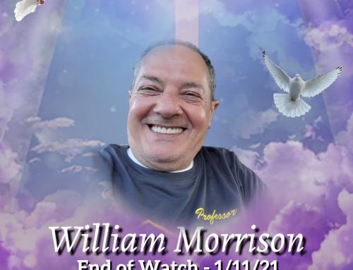 "My House Radio's William Morrison AKA ""The Professor"" Has Passed!"